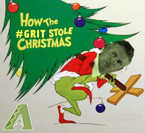 grit christmas