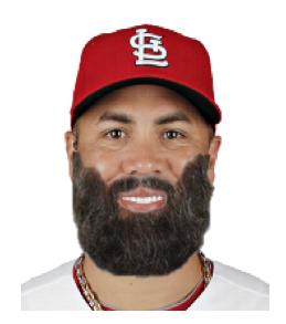 Carlos Beltran Beard Cespedes Family Barbecue